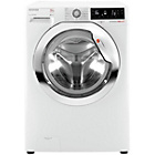 more details on Hoover DXP412AIW3/1 12KG 1400 Spin Washing Machine - White.