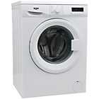 more details on Bush WMNS814W 8KG 1400 Spin Washing Machine - White.