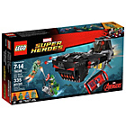 more details on LEGO Super Heroes Iron Skull Sub Attack Playset - 76048.