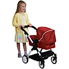 more details on Britax Smile Dolls Pram - Red.