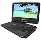 more details on Sylvania 9 inch Portable DVD Player