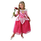 more details on Shimmer Sleeping Beauty Dress Up Costume - Small.