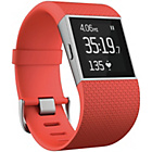 more details on Fitbit Surge Tangerine - Small