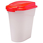 more details on Plastic Sealed Pet Food Storage Bin 15L.