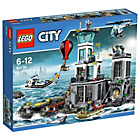 more details on LEGO City Prison Island - 60130.