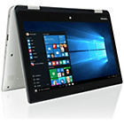 more details on Toshiba L10W 11.6 Inch Celeron 4GB 500GB 2-in-1 Laptop.