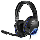 more details on Afterglow LVL 5 Plus Wired Gaming Headset for PS4.