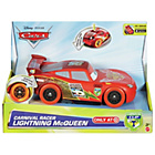 more details on Disney Cars Carnival Racer Lightning McQueen.