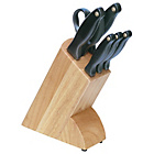 more details on Kitchen Devils 7 Piece Knife Block Set.