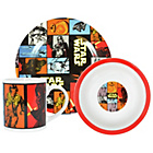 more details on Star Wars Ceramic 3 Piece Breakfast Set.