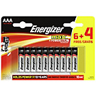 more details on Energizer Max AAA Batteries - 6 + 4 Free.