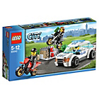 more details on LEGO City High Speed Police Chase - 60042.