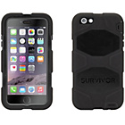 more details on Griffin Survivor iPhone 6 Plus Case - Black.