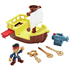 more details on Fisher-Price Captain Jake Key to the Sea Battle Adventure.