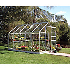 more details on Halls Popular Glass 10 x 6ft Greenhouse with Base.