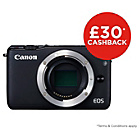 more details on Canon EOS M10 Body Only - Black.