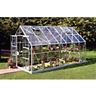 more details on Halls Magnum Toughened Glass 14 x 8ft Greenhouse with Base.