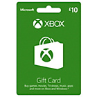 more details on Xbox Live £10 Gift Card.