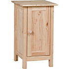 more details on New Scandinavia Slim Bedside Chest - Pine.