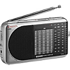 more details on Roberts 12 Band World Radio - Silver.