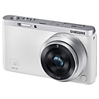 more details on Samsung NX Mini Camera with 9mm Lens - White.