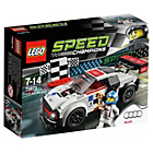 more details on LEGO Audi R8 LMS Ultra - 75873.
