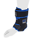 more details on Shock Doctor Ice Compression Ankle Wrap S/M.