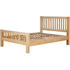 more details on Schreiber Harbury Super Kingsize Bed Frame - Oak.