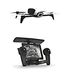 more details on Parrot BeBop Drone 2 Plus Skycontroller - Black and White.