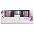 more details on Baylis & Harding Magnolia and Pear 3 Candle Set.