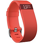 more details on Fitbit Charge HR Tangerine - Large