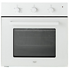 more details on Bush Single Electric Fan Oven - White.