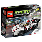 more details on LEGO AUDI R18 e-tron Quattro - 75872.