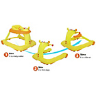 more details on Chicco 123 Activity Centre Baby Walker - Orange.