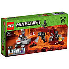 more details on LEGO Minecraft The Wither - 21126.