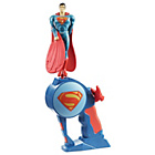 more details on Superman Flying Hero.