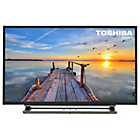 more details on Toshiba 55S3653DB 55 Inch Full HD Freeview Smart LED TV.