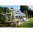 more details on Halls Supreme Glass 10 x 8ft Greenhouse with Base.