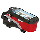 more details on M Wave Top Tube Bag - Red.