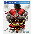 more details on Street Fighter V - PS4 Game.
