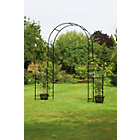 more details on Garden Arch with Solar Lanterns.