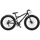 more details on Coyote Fatman 26 Inch Black Bike - Men's.