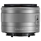 more details on Canon EF-M 15-45mm f/3.5-6.3 IS STM Zoom Lens - Silver.