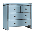 more details on Heart of House Canzano 4 Drawer Mirrored Chest - Twilight.