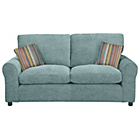 more details on Taylor Regular Fabric Sofa - Blue.