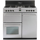 more details on Belling Classic 90DFT Dual Fuel Range Cooker - Silver.