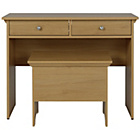 more details on Canterbury Dressing Table - Oak effect