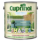 more details on Cuprinol Garden Shades 2.5L - Seagrass.