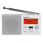 more details on Sony Ultra Compact DAB Radio - White.