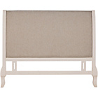 more details on Schreiber Longburton Double Headboard - Cream.